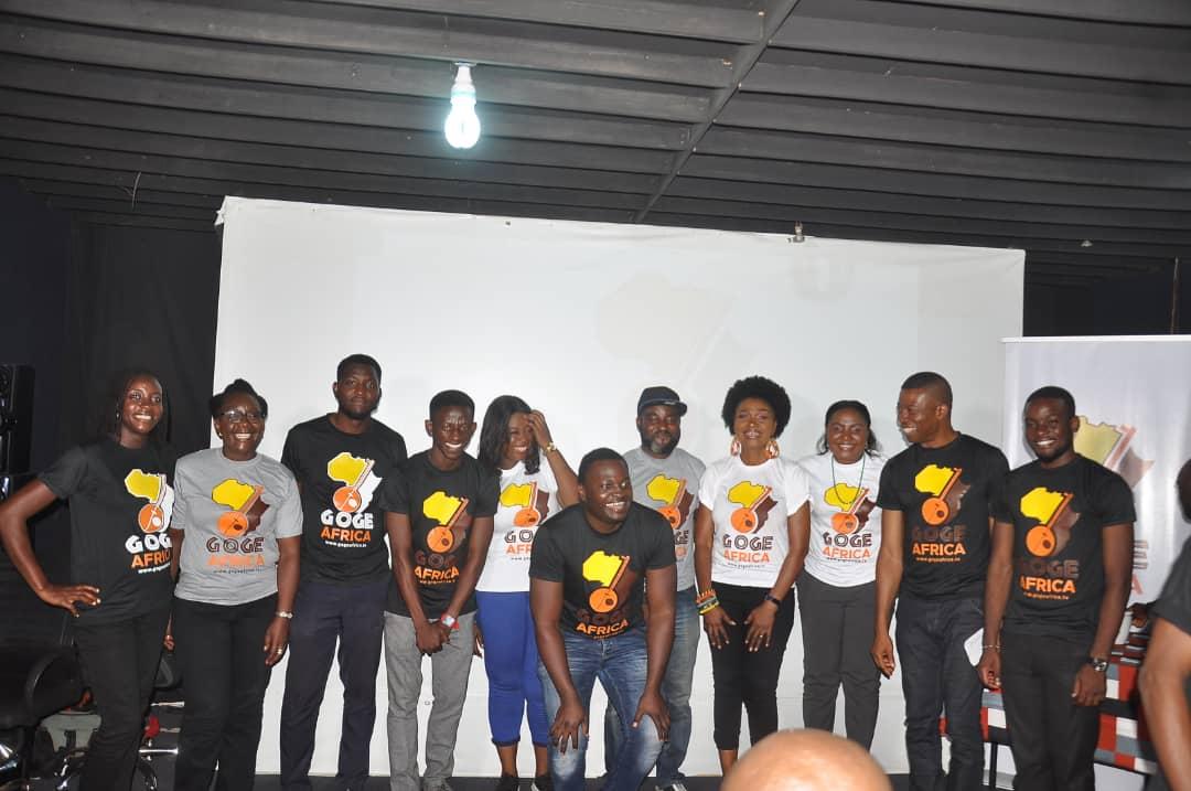 Goge Africa Team
